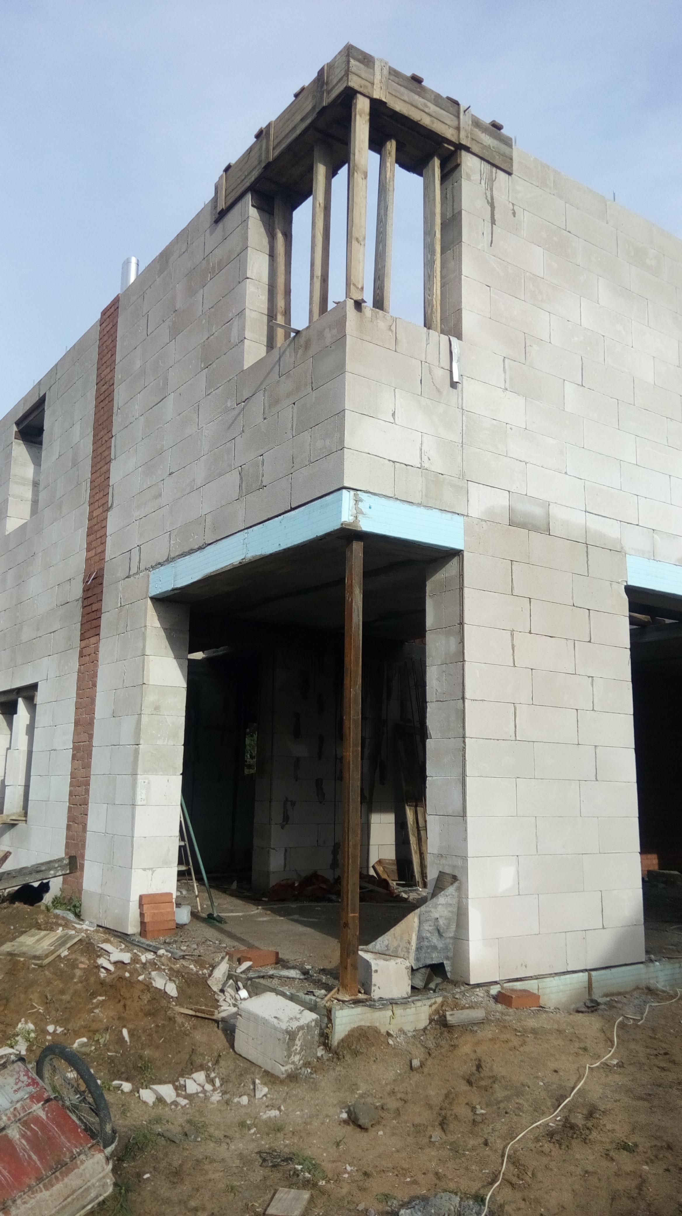 техника строительство домов